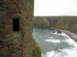 Dunnottar Castle, sea (800x600) (2)