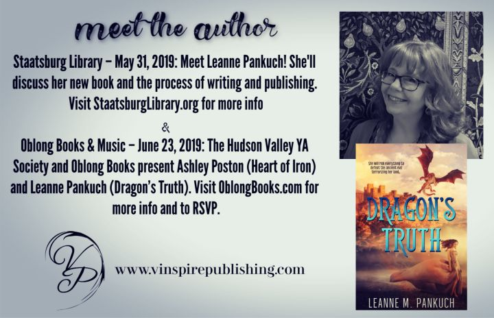 Meet Leanne Pankuch