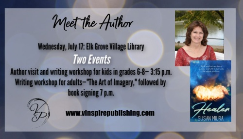 Miura Meet the Author July 17