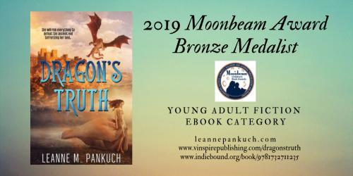 Dragon's Truth Moonbeam Award