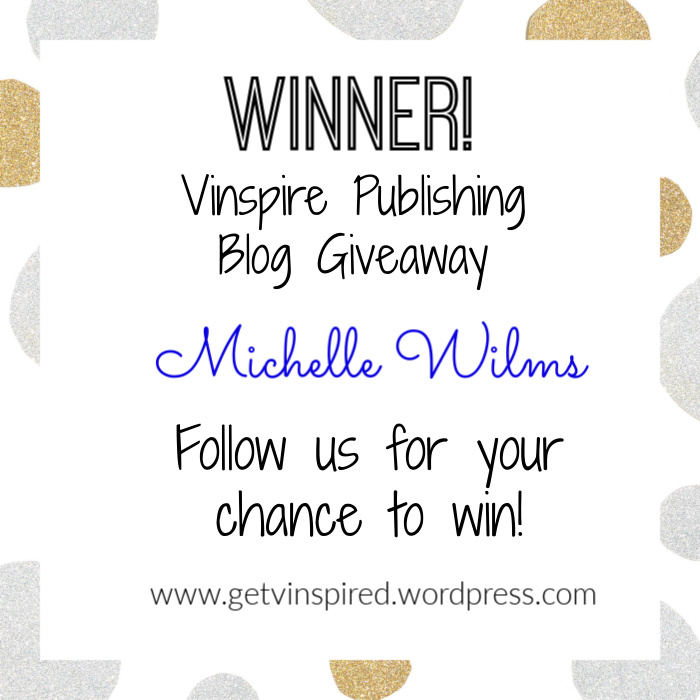 First Blog Giveaway